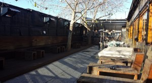 collingwood beer garden