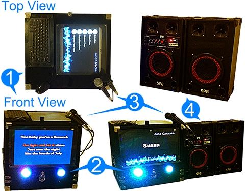 Karaoke Machine Overview
