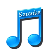 karaoke machine rental music icon