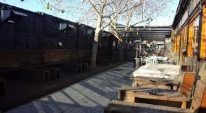 collingwood beer garden