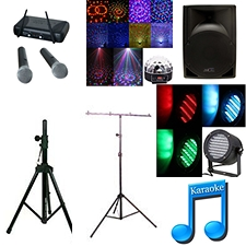Karaoke Equipment Icon Web