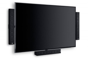 Mounted TV Wall